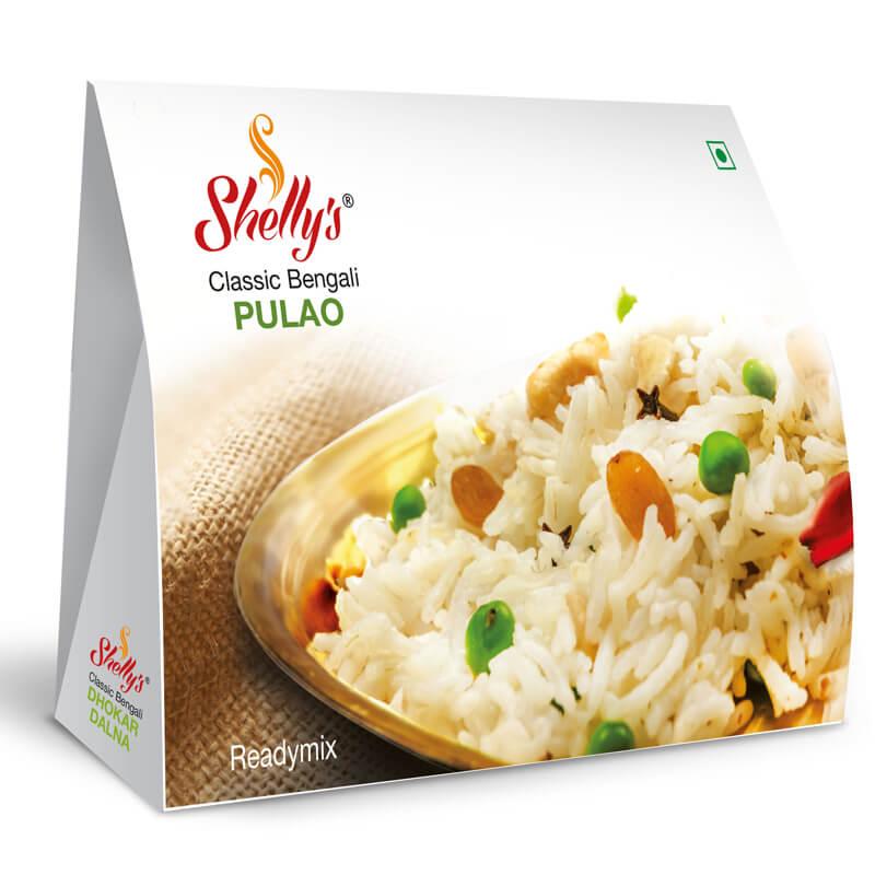 Shelly's Classic Bengali Pulao (Ready Mix)