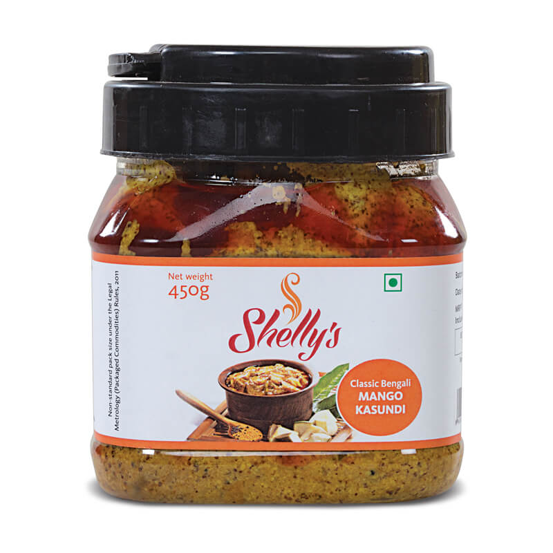 Shelly's Classic Bengali Mango Kasundi