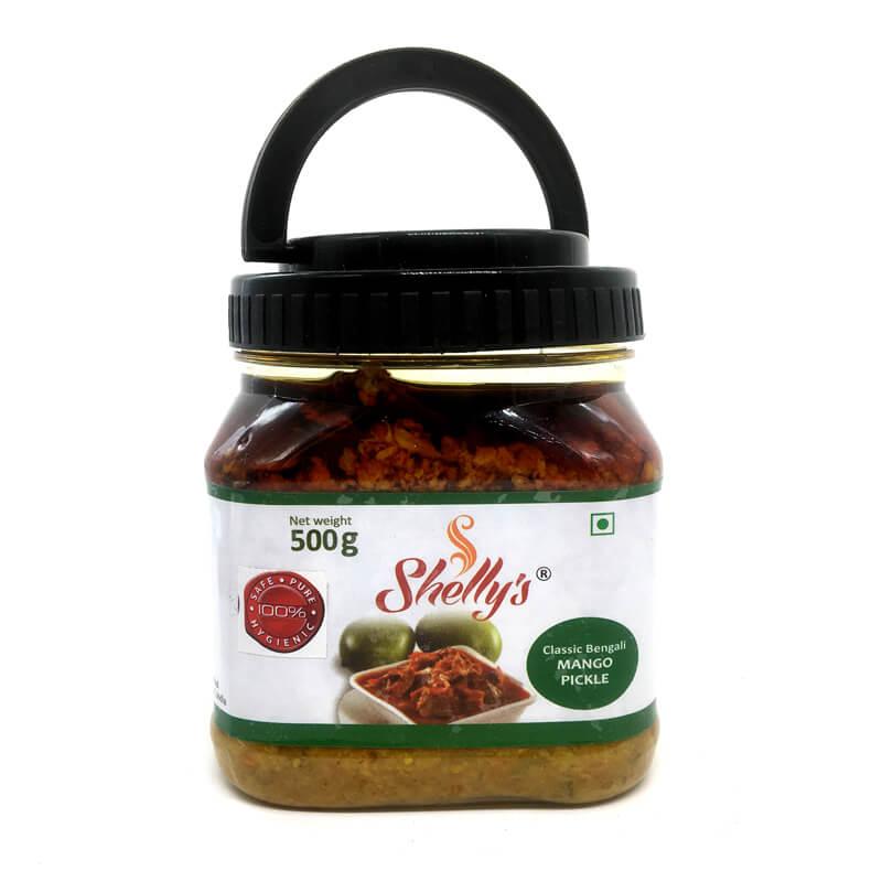 Shelly's Classic Bengali Mango Pickle