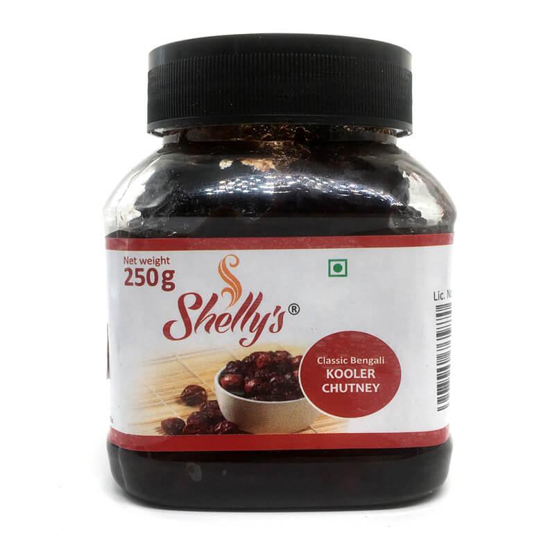 Shelly's Premium Bengali Kooler Chutney/Palm Candy