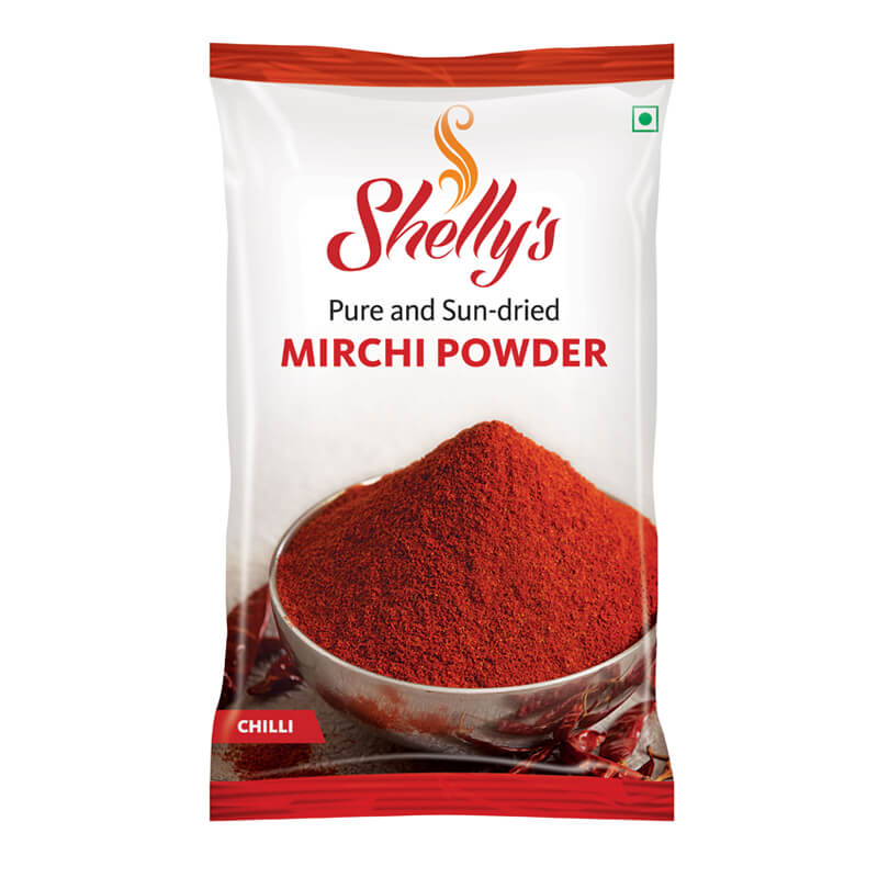 Shelly's Pure and Sun-dried Mirchi Powder