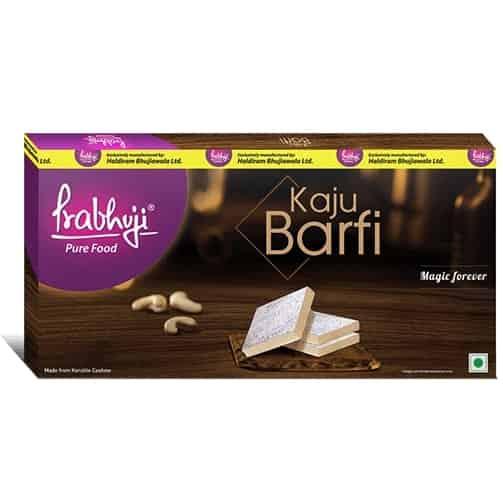 Kaju Barfi