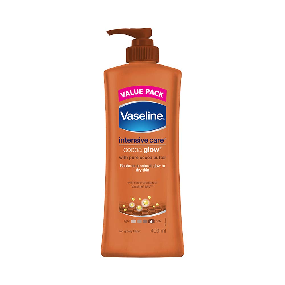 Vaseline Intensive Care Cocoa Glow Body Lotion