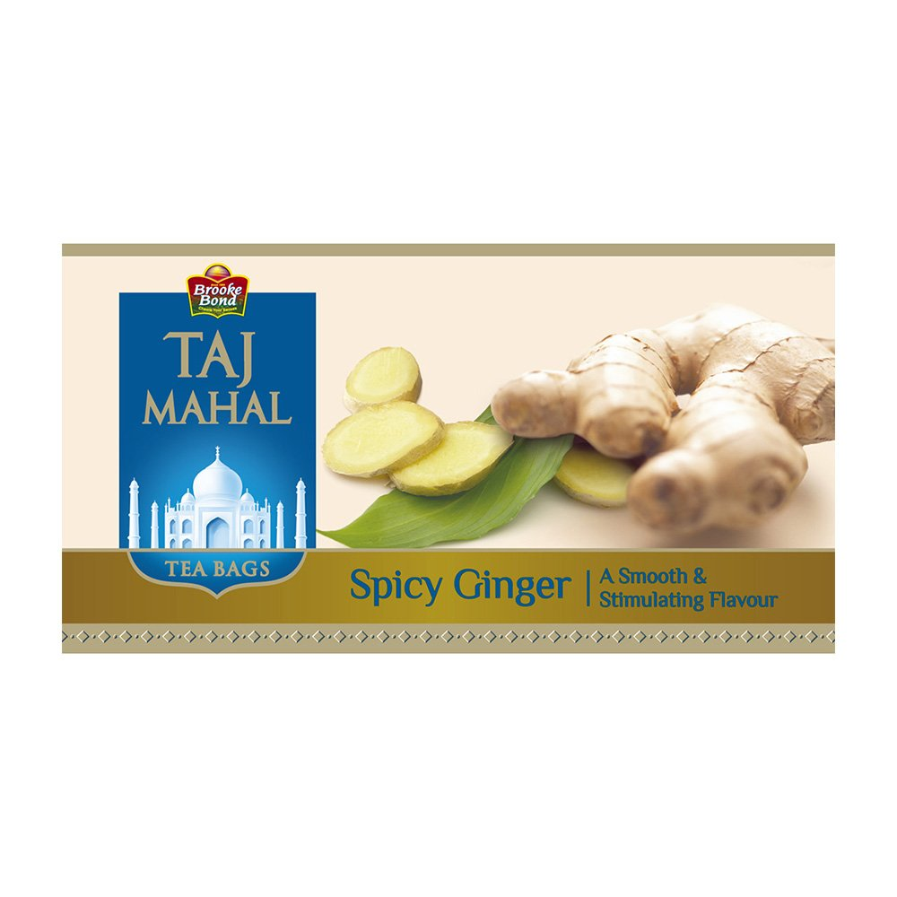 Taj Mahal Spicy Ginger Tea