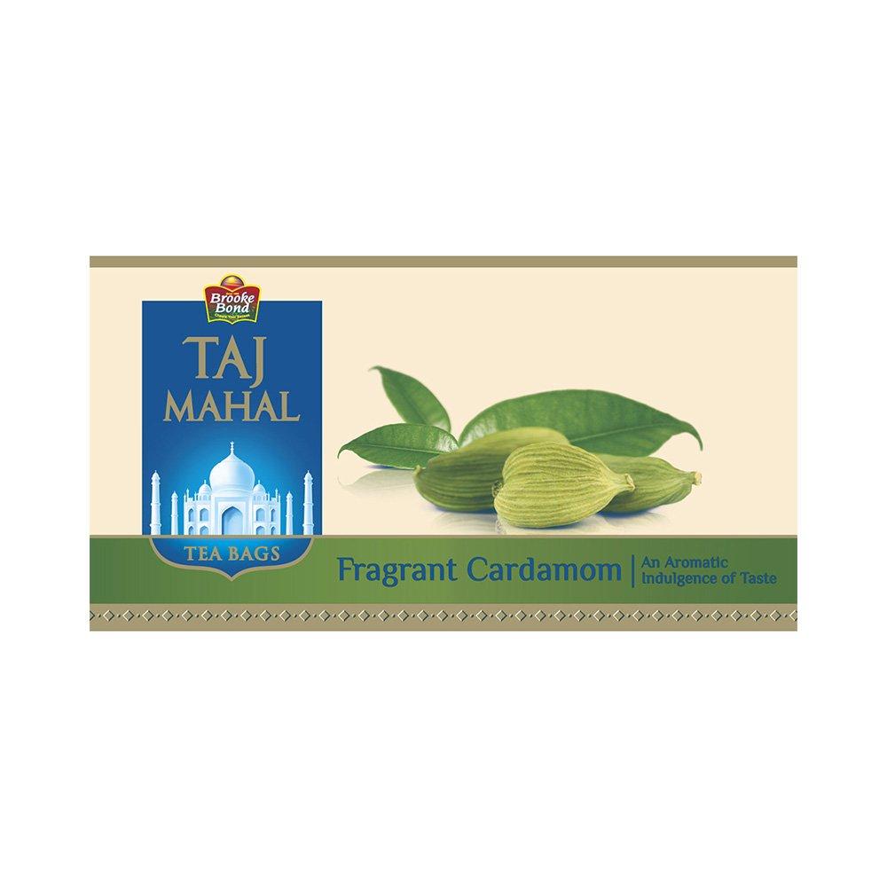 Taj Mahal Cardamom Flavored Tea