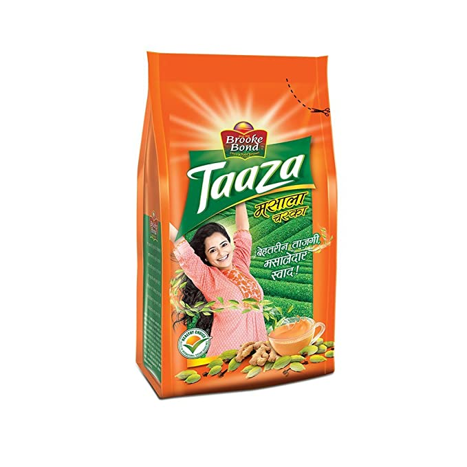 Taaza Leaf Masala Chaska Tea Leaf