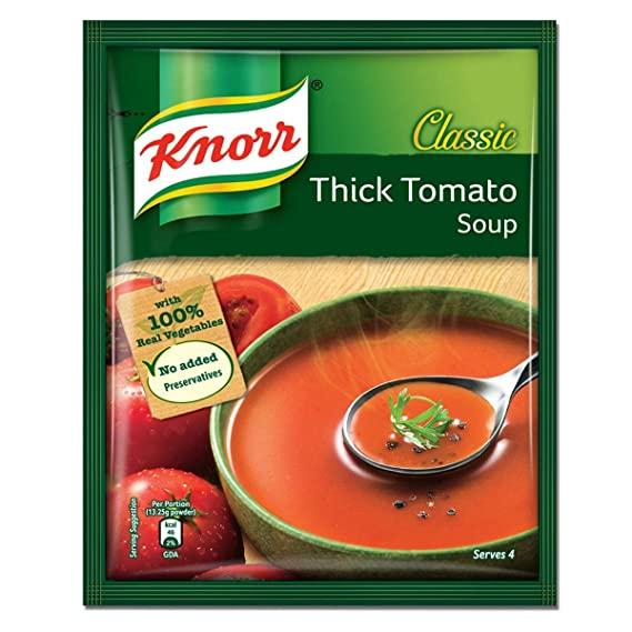 Classic Thick Tomato Soup