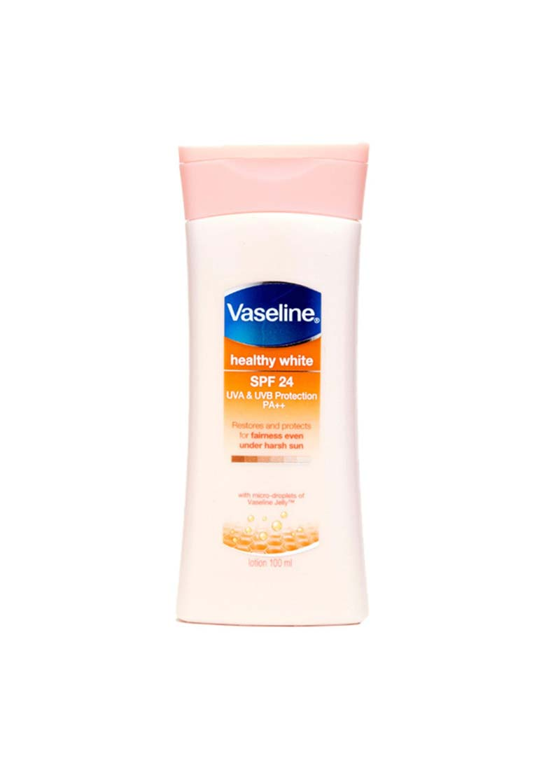 Vaseline Healthy White SPF 24 UVA and UVB Protection