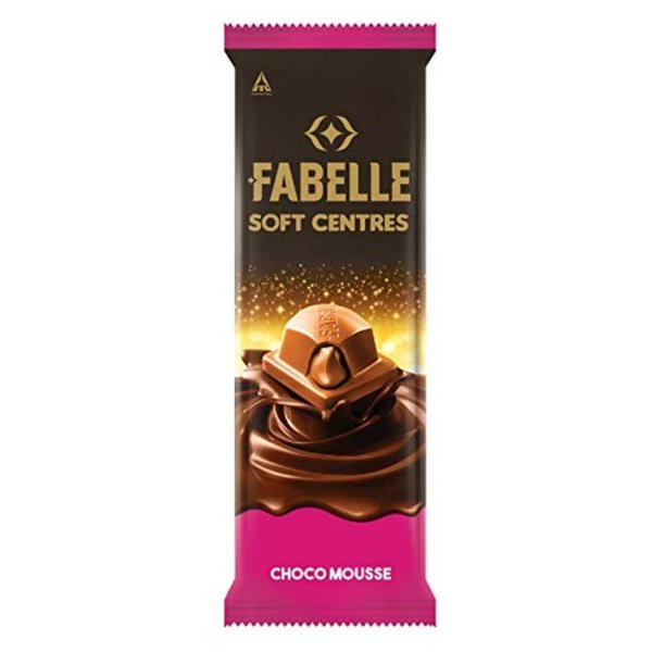 Fabelle Soft Centres Choco Mousse