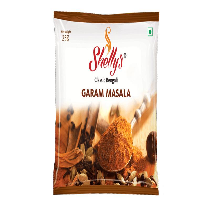 Shelly's Classic Bengali Garam Masala (pouch)