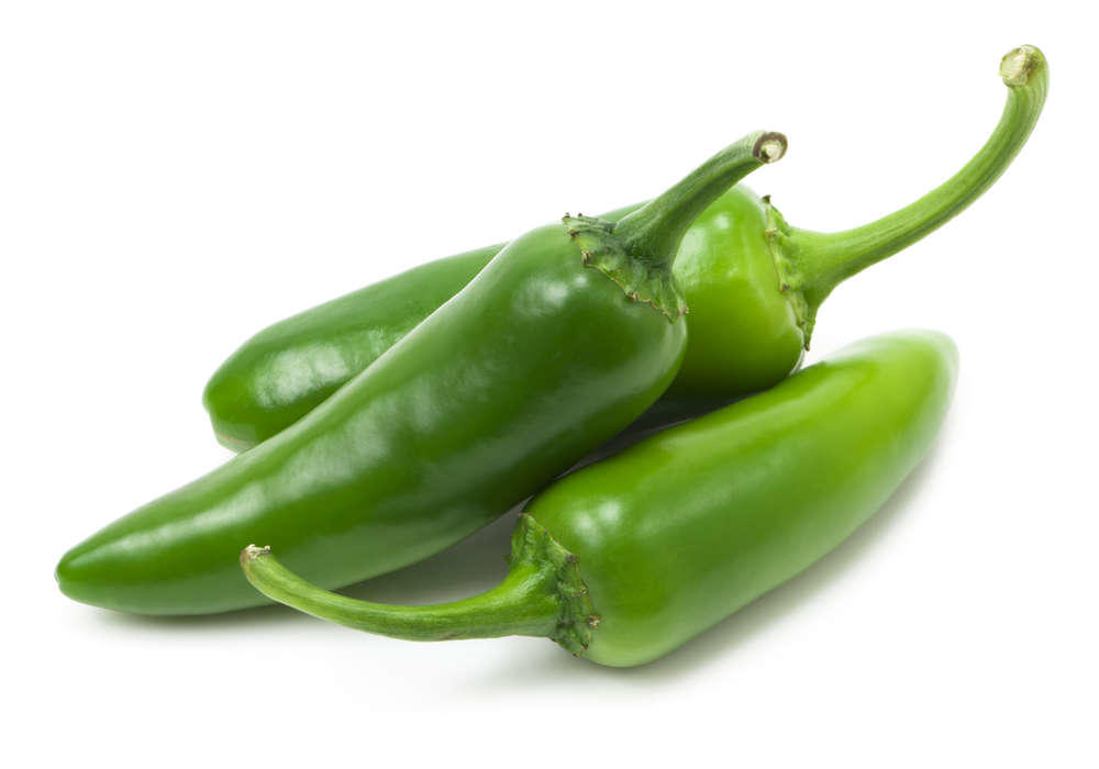 Green Chili (Bullet)