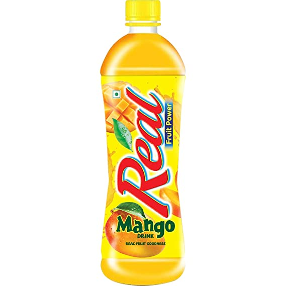 Real Mango Drink pet