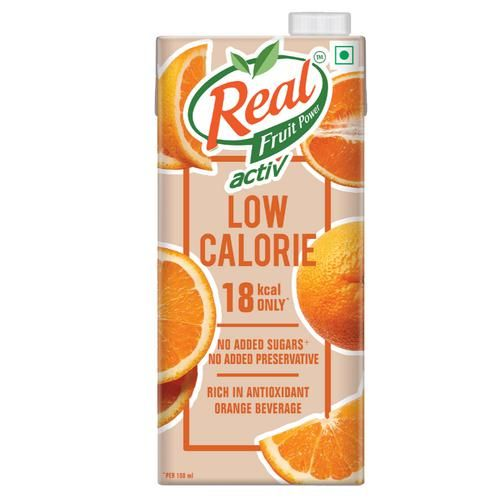 Real Activ Low Calorie - Orange