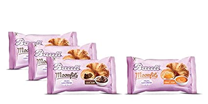 Bauli Moonfils Choco Cream pack Of 4