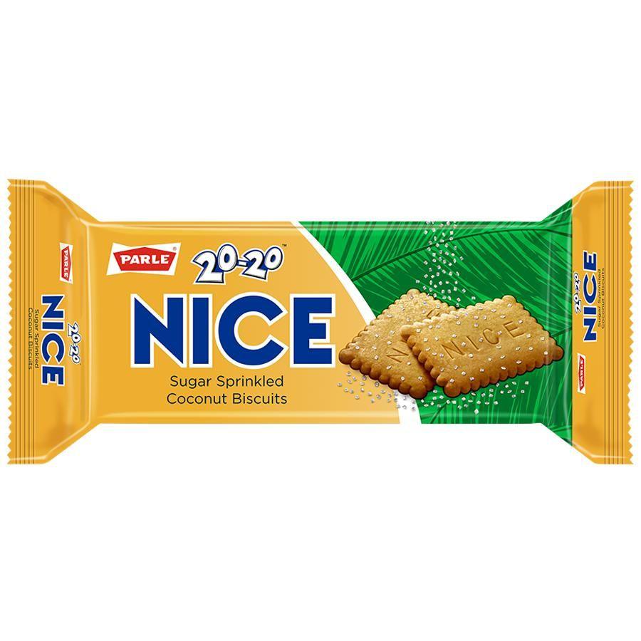 Parle 20-20 Nice Biscuits.