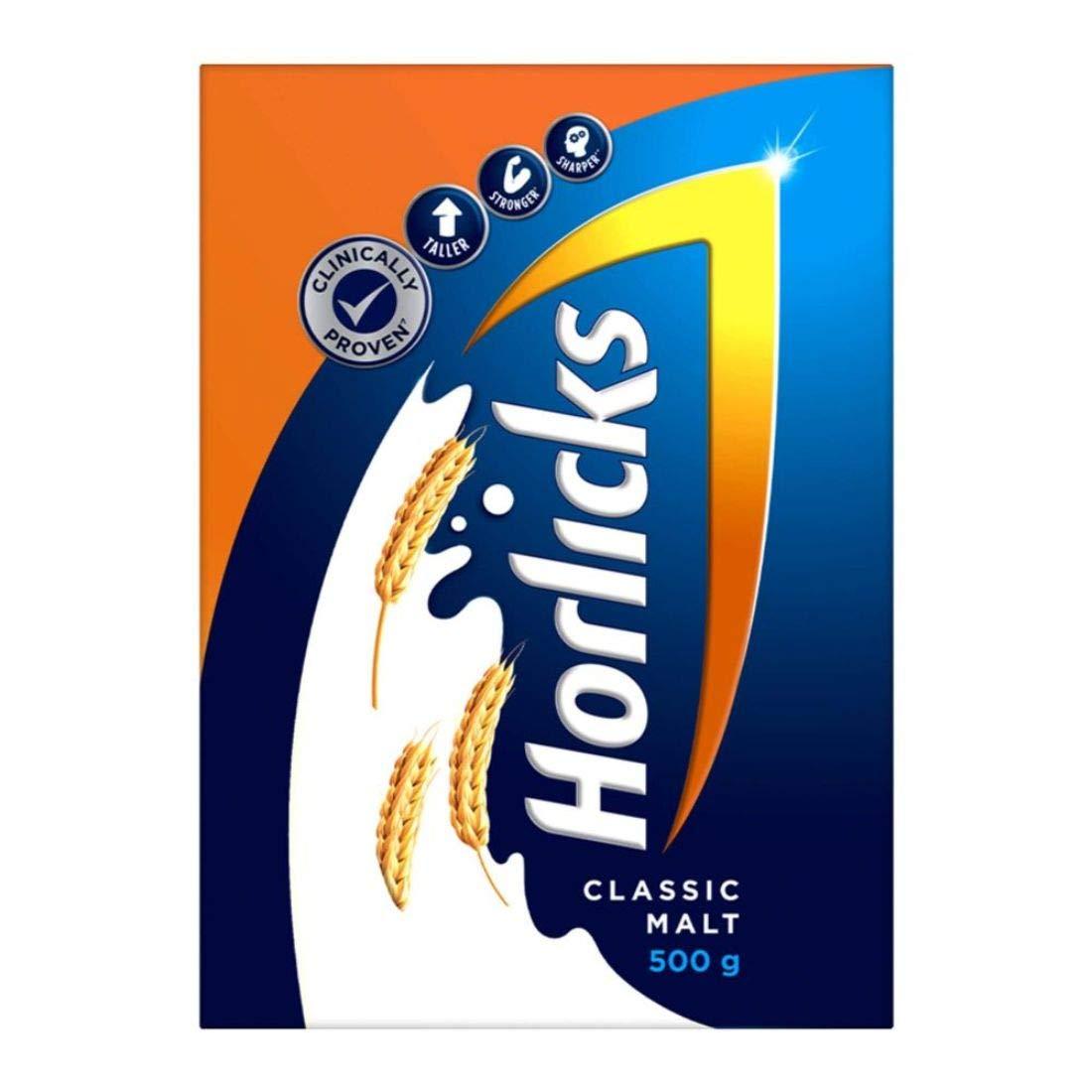 Horlicks Health & Nutrition drink -Refill pack