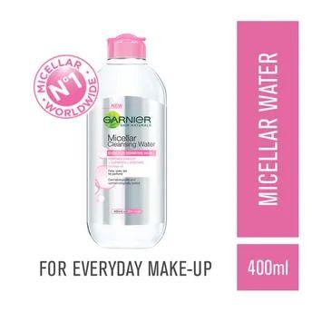 Garnier Skin Naturals, Micellar Cleansing Water.