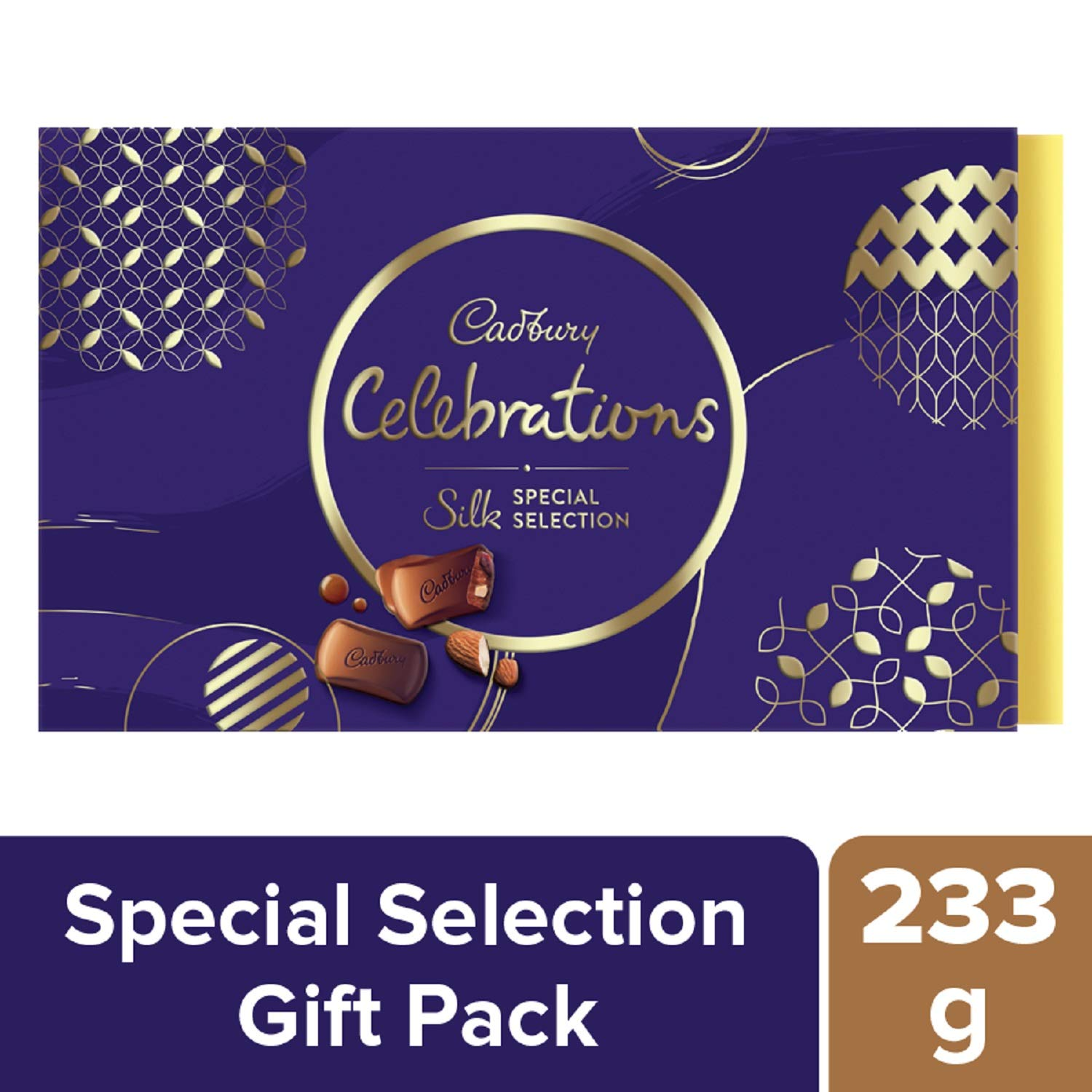 Cadbury Celebrations Silk Special Selection Gift Pack.