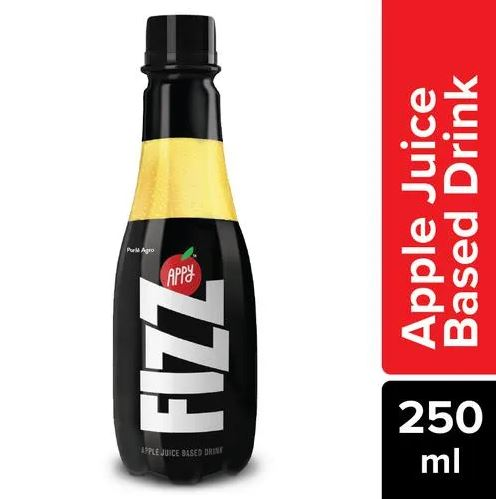 Appy Fizz Apple Juice Based Drink.