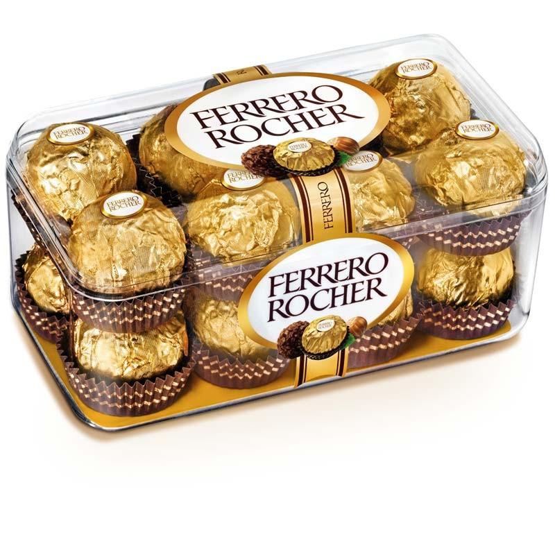 Ferrero Rocher T-16 Chocolates with Eco-Friendly Chocokick.