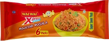 Wai Wai Majedar Instant Noodles Vegetarian.