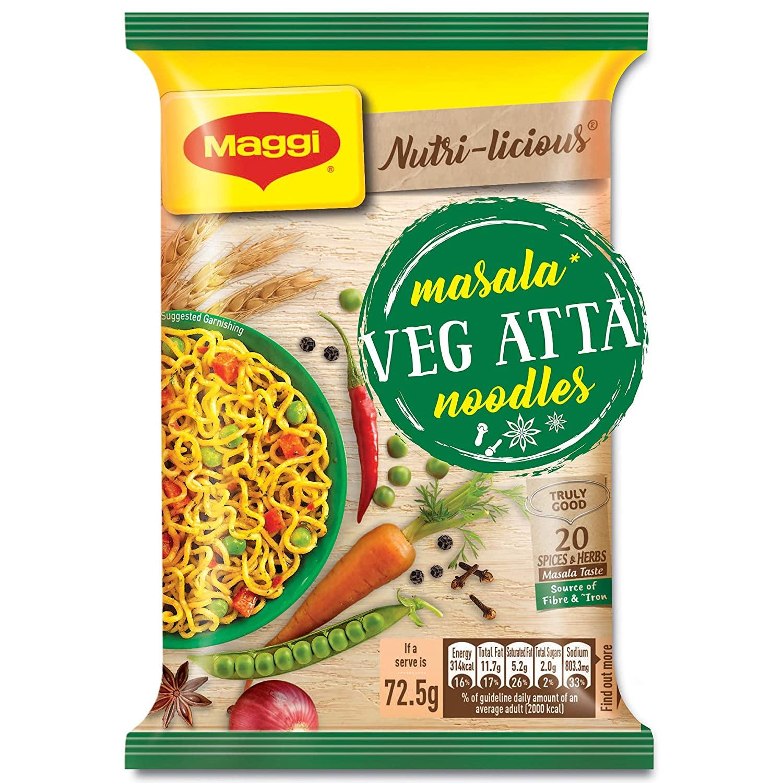 MAGGI Masala Veg Noodles.