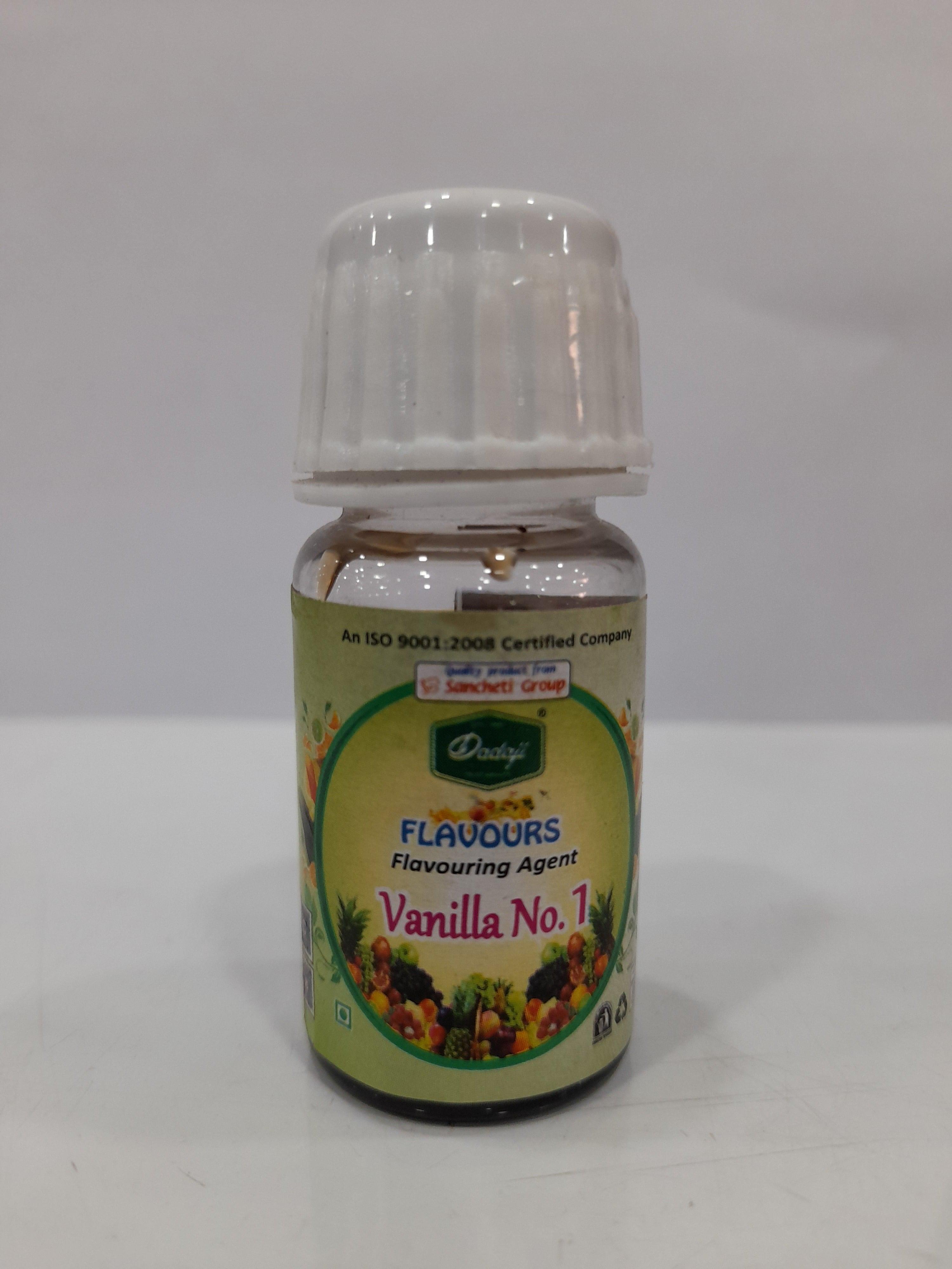 Dadaji Vanilla No 1 Flavours (Flavouring Agent)