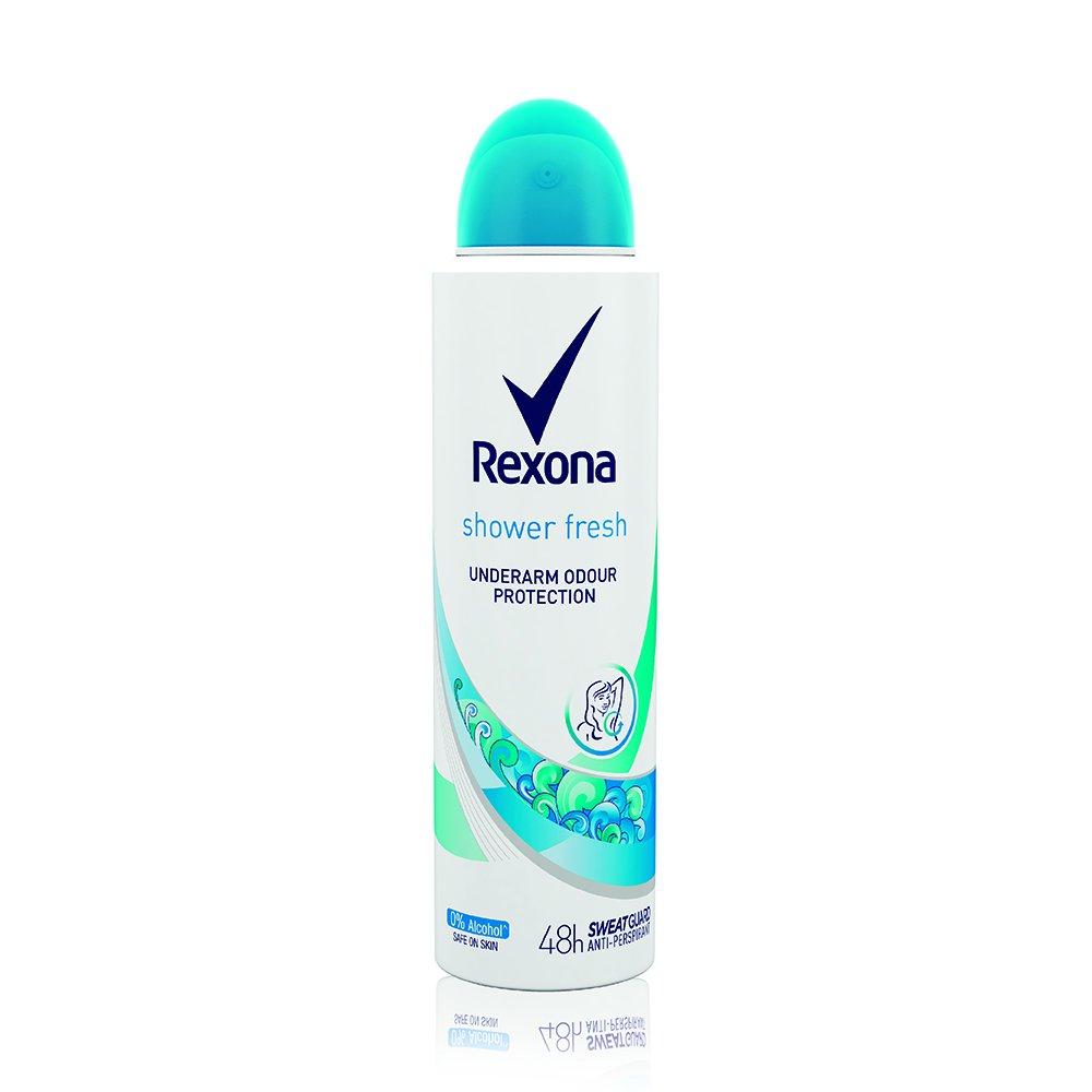 Rexona Women Shower Fresh Deodorant.