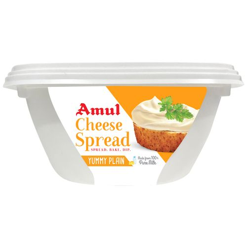 Amul Cheese Spread Plain
