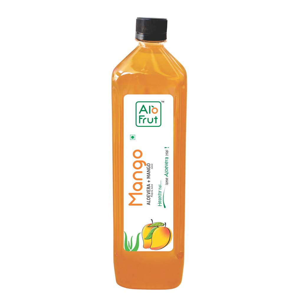 Alo Frut Aloevera + Mango Juice