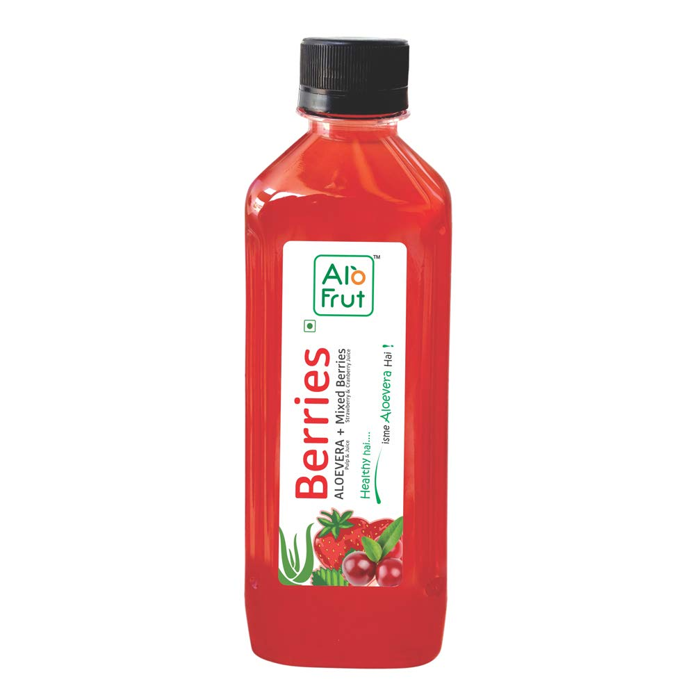 AloFrut Berries Aloevera Juice