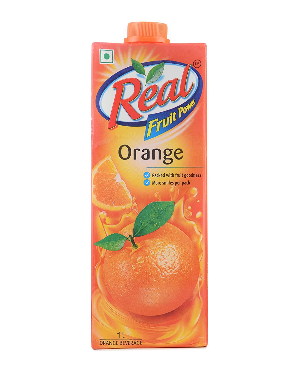 Real Fruit Power Orange Juice