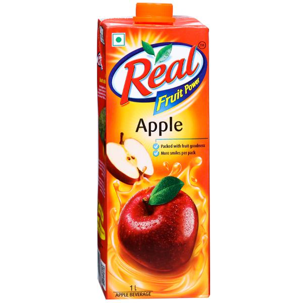 Real Fruit power Apple Juice