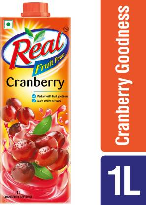 Real Fruit Power Cranberry