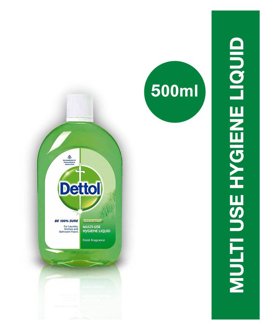 Dettol Regular Multi Hygiene Liquid