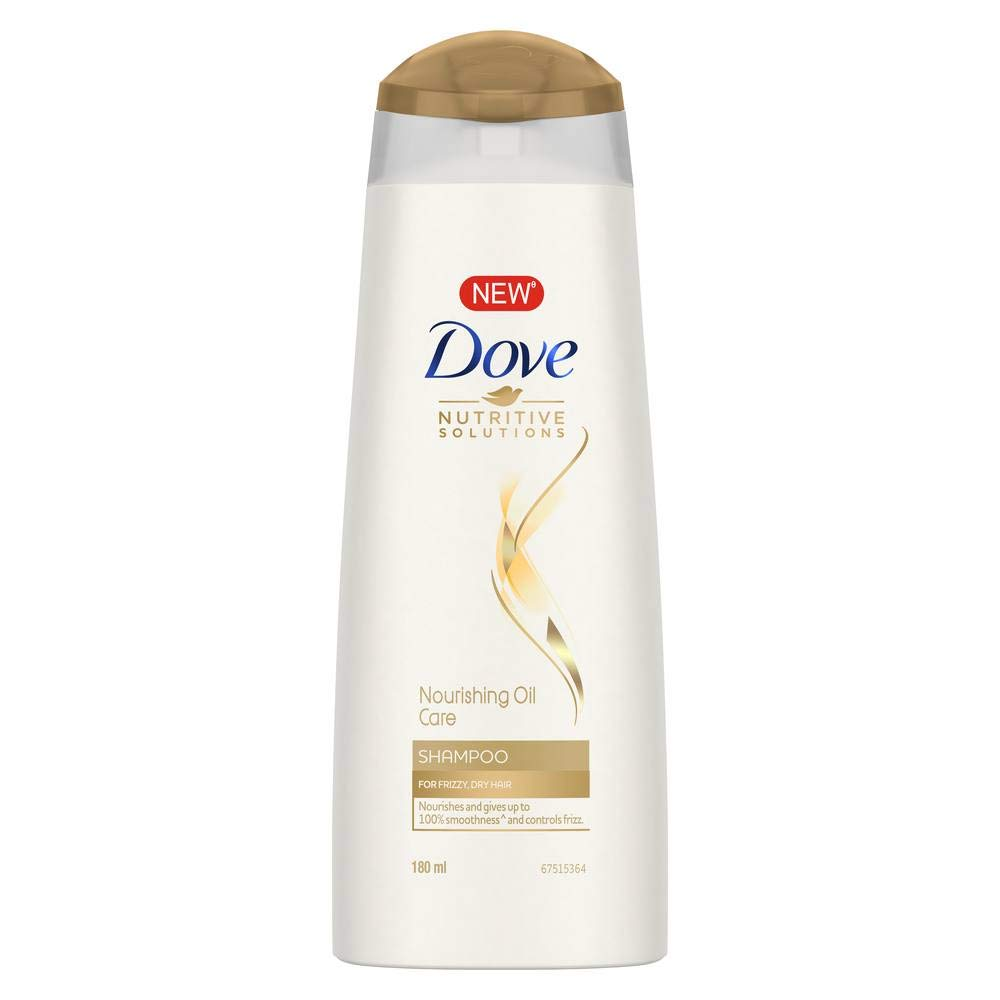 Dove Hair Therapy Nourshing Oil Care Shampoo