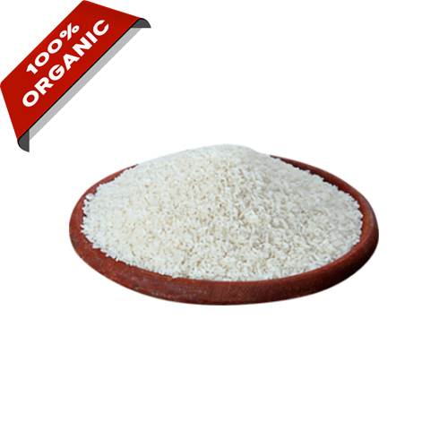 Fresh Organic Gobindobhog Rice.