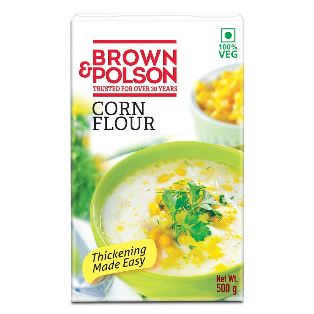 Brown & Polson Corn Flour