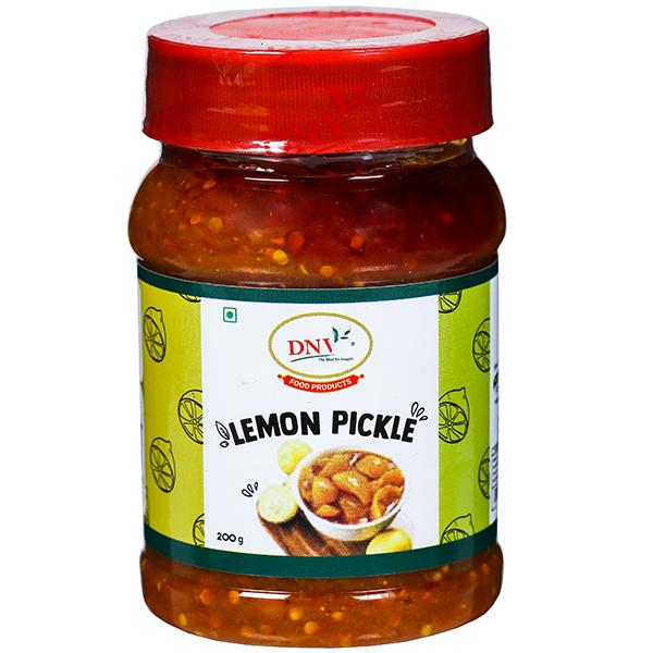 DNV Lemon Pickle