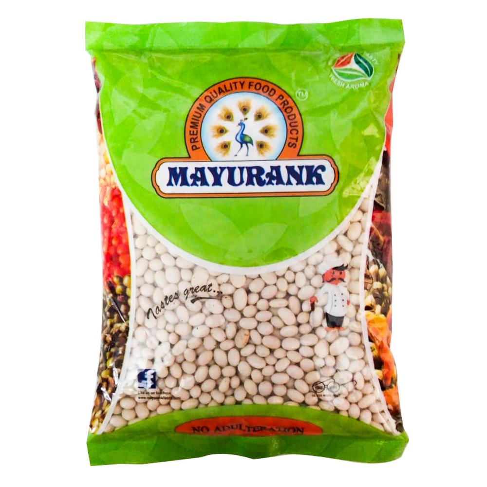 Mayurank White Beans