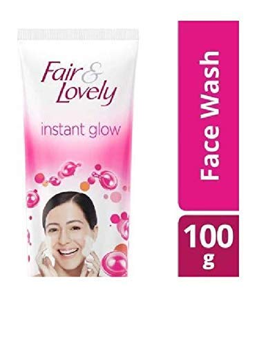 Fair & Lovely instant glow Face wash