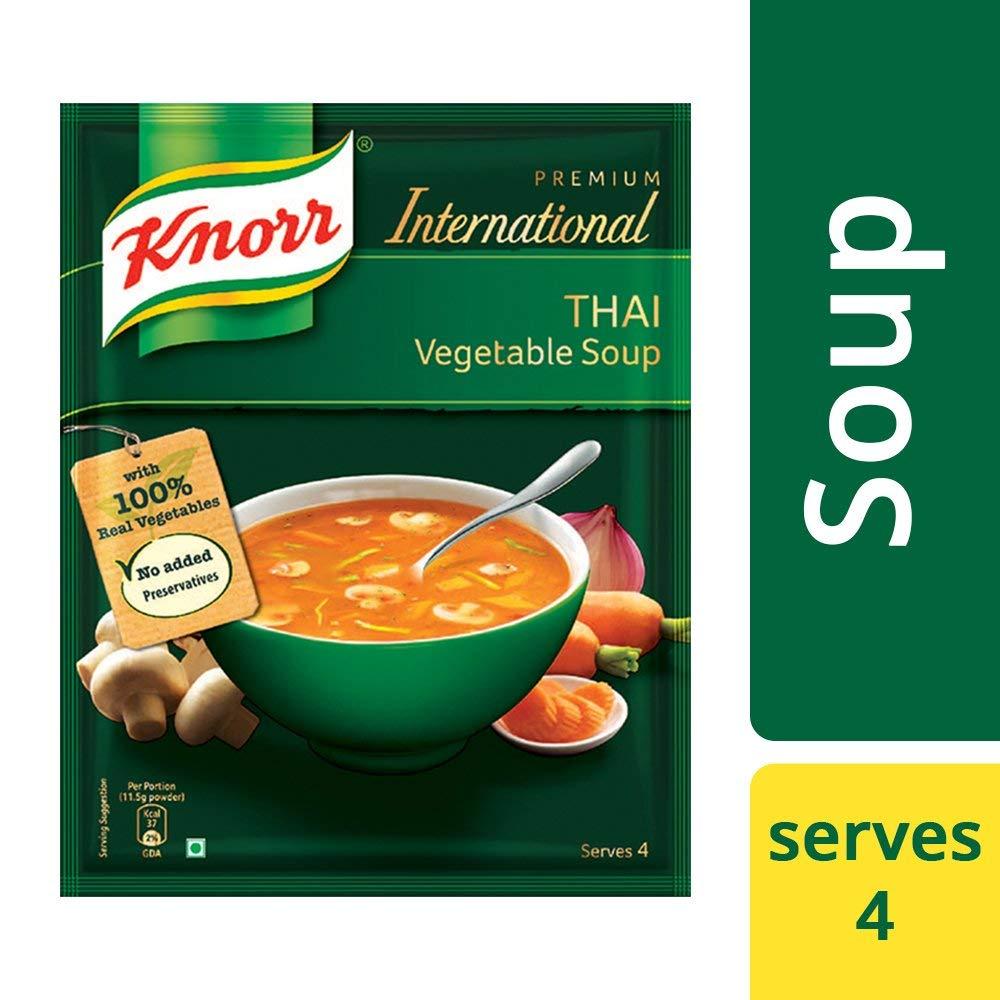 Knorr International Thai Vegetable Soup