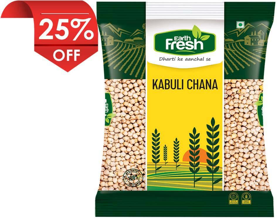 Earth Fresh Kabuli Chana