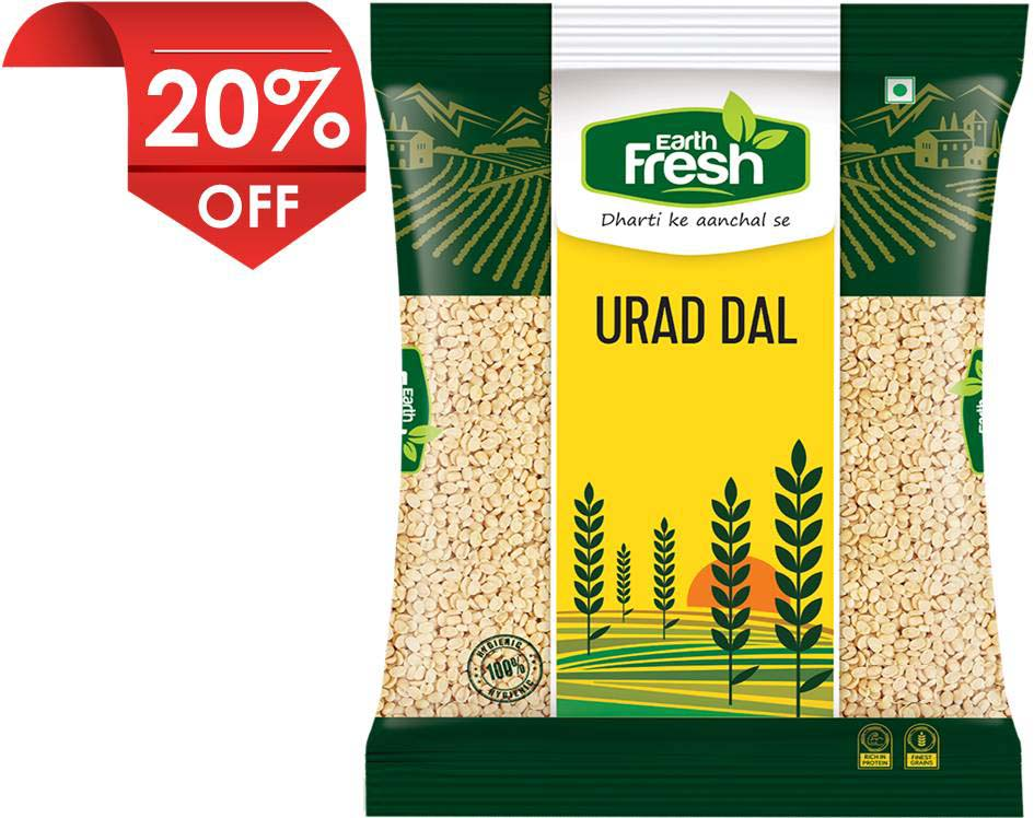 Earth Fresh Urad Dal