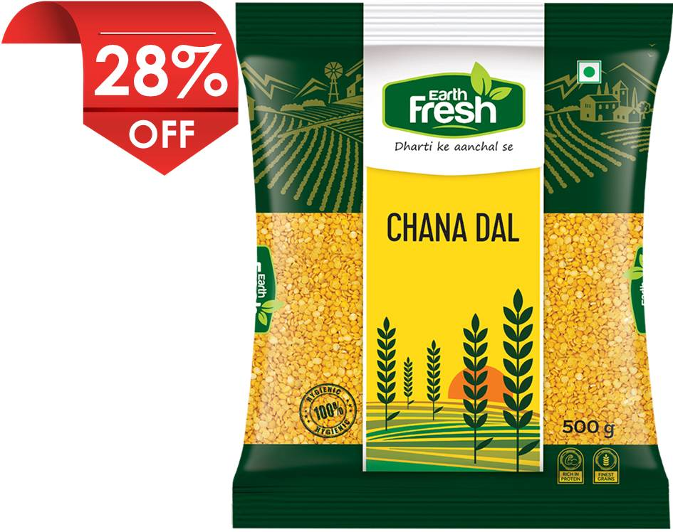 Earth Fresh Chana Dal