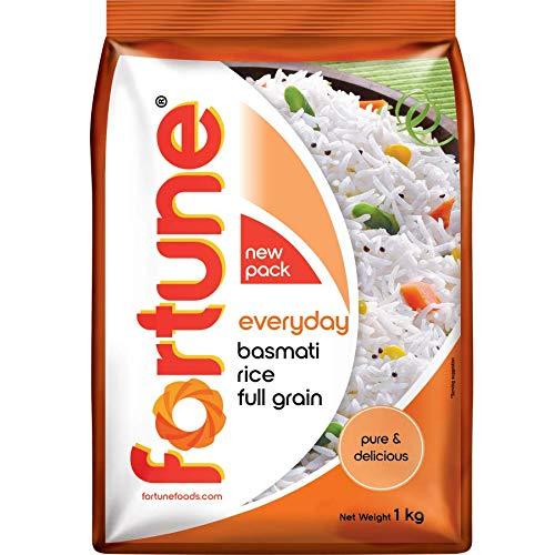 Fortune Everyday Basmati full Grain rice
