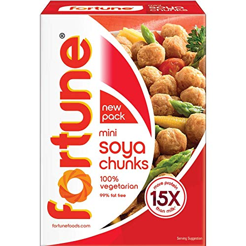 Fortune soya Chunks mini