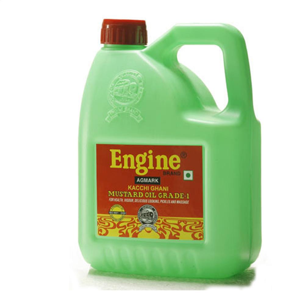 Engine Brand Kachi Ghani Mustard Oil