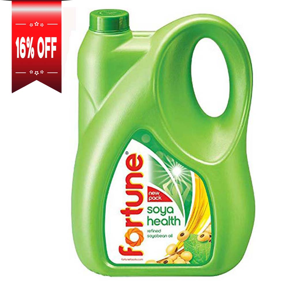 Fortune Soya Bean Oil, Refined
