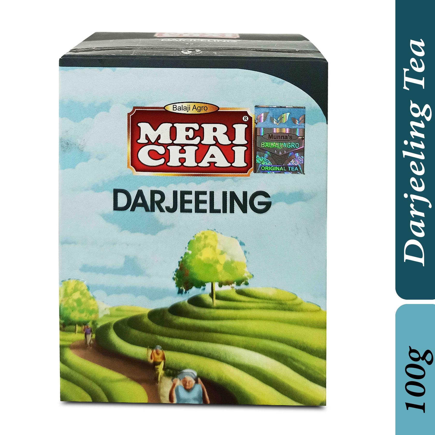 MERI CHAI Darjeeling Tea